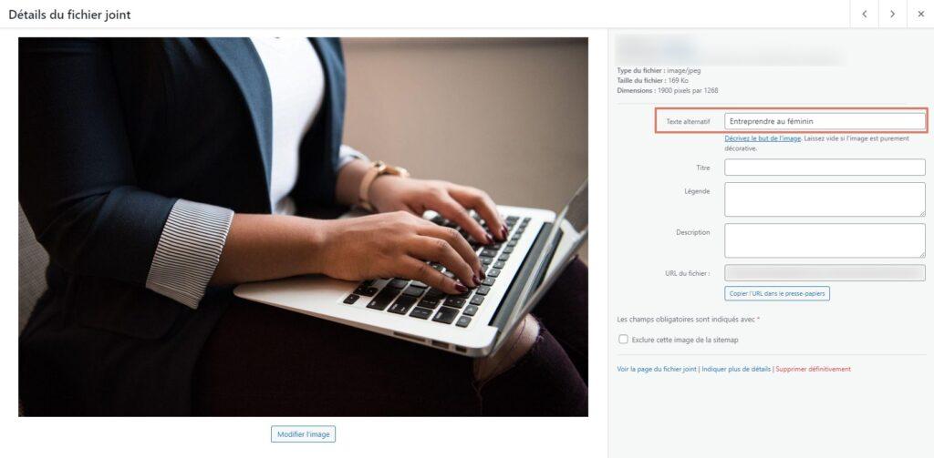 Optimiser ses images pour le web : la balise Alt